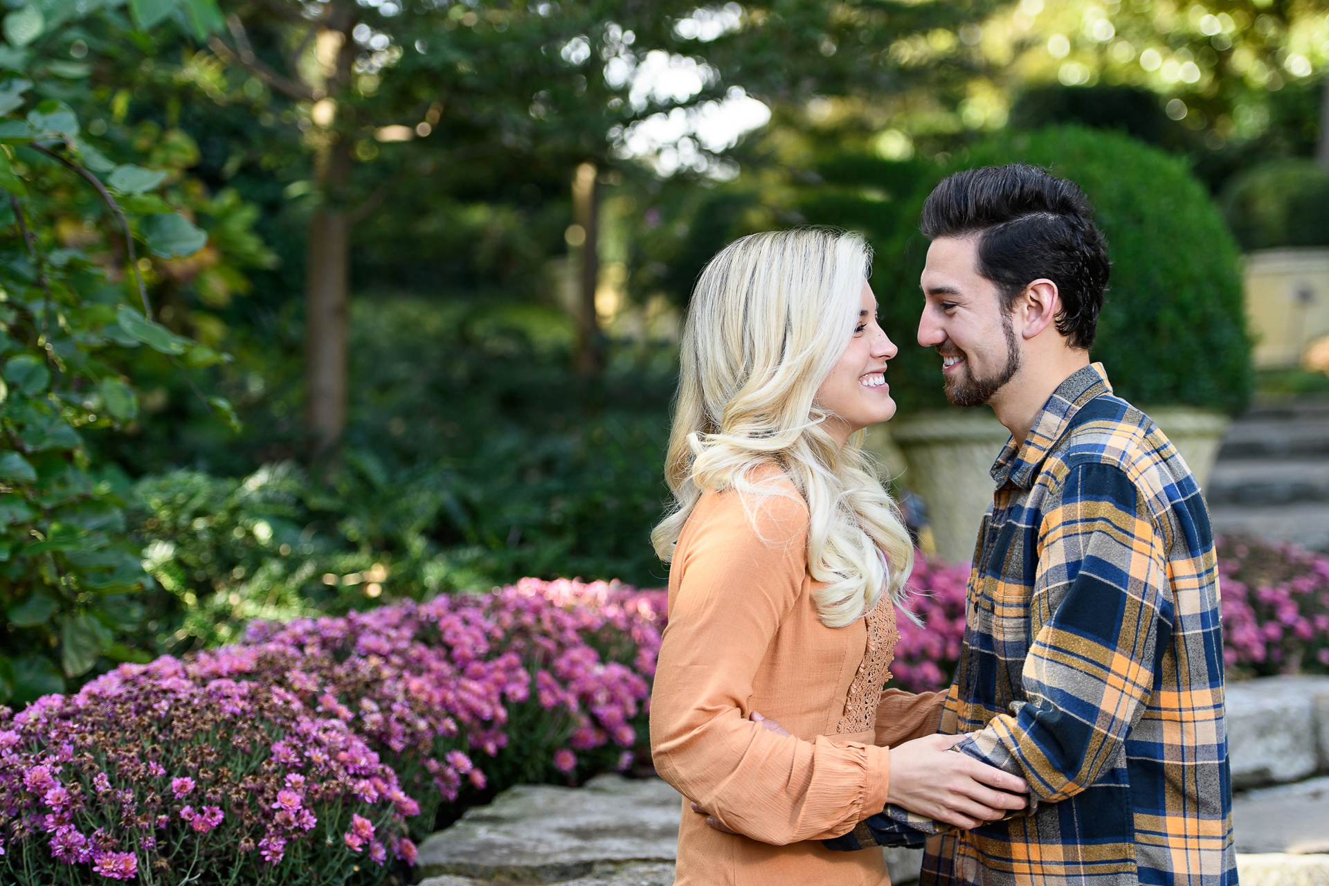 Natalie Roberson engagement photography